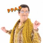 Piko Taro - Pen Pineapple Apple Pen