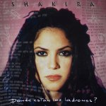 Shakira - ¿Dónde están los ladrones?