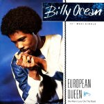 Billy Ocean - European Queen (12 inch Maxi Single)