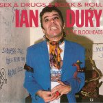 Ian Dury & The Blockheads - Sex & Drugs & Rock & Roll
