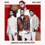 Reik ft. Maluma - Amigos con derechos